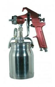 Astro Pneumatic Tool Co Spry Gun W Cup Red Handle