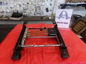 1984 1987e C4 Corvette Power Seat Track Assembly With Motor Remanufactured