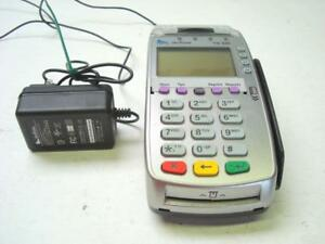 Verifone Vx 520 Good Previously Owned Condition With Wall Adapter