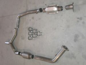 Stainless Works Ca0002dc Camaro Firebird 2000 02 Exhaust Catted