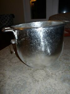 Hobart Commercial Mixing Bowl For 20 Quart A200 Mixers Just Retinned