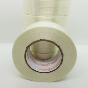 Cantech Filament Tape 2 In X 60 Yards 48mm X 55m 6 Rolls
