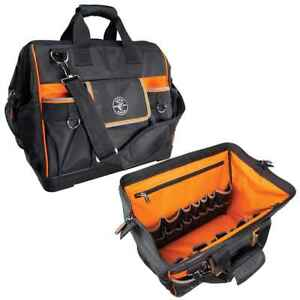 Klein Tools Tradesman Pro Wide Open Tool Bag