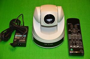 Sony Evi d70c Ntcs Pan tilt zoom Camera Skype Webcam Color Video
