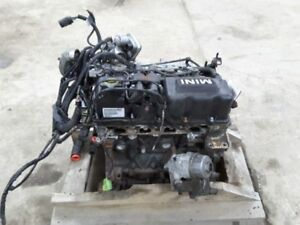 Engine Motor 1 6l Convertible With Supercharged Option Fits 02 08 Mini Cooper