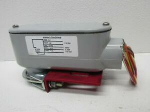 Process Contorl Systems Inc A5000nf Motion Switch New No Box