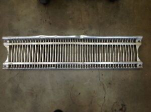 1965 Dodge Coronet Front Grill Used