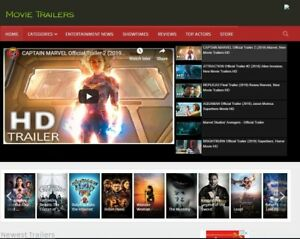 100 Fully Automated Movie Website Auto updated Daily Super Profitable Niche