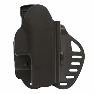 Hogue 52029 Powerspeed Paddle Holster Rh Fits For Glock 29 Black