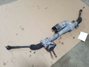 Steering Gear Rack Power Rack And Pinion Fits 14 15 Camaro 636621