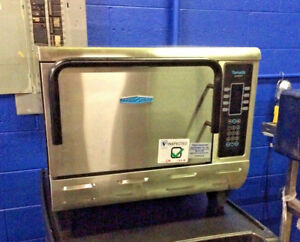 New Turbochef Tornado Ventless High Speed Countertop Convection Oven