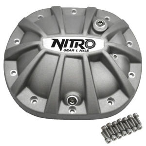 Chrysler 8 25 Jeep Cherokee Liberty Nitro Xtreme Aluminum Differential Cover