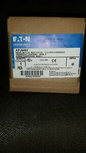 Eaton Crouse Hinds Apj6485 Arktite Plug 60 Amp 3 Wire Nema 4 New In Sealed Box