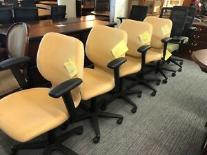 Heavy Duty Chair W Casters By Kimball International Office Furniture
