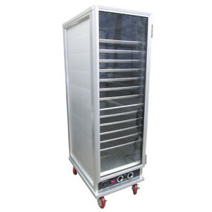 Adcraft Stainless Steel Heater Proofer Cabinet Non insulated Pw 120