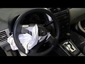 Steering Wheel Urethane With Cruise Gray Fits 2009 2013 Corolla 638838