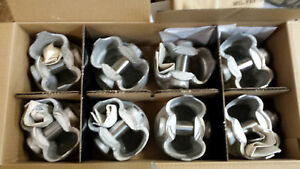 L2366f Standard Bore Trw Forged Pistons 429 Ford Nos U s a Made