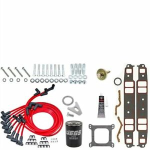 Blueprint Engines Bp35511ct1k Small Block Chevy 355ci Base Engine Install Kit In