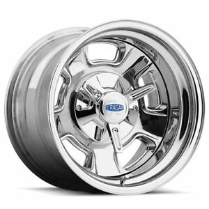 Cragar 3907905 390 Series Street Pro Wheel Size 17 X 9 Bolt Pattern 5 X 4 1 2