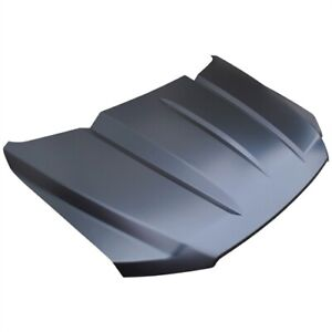 Key Parts 1989 038 Steel Cowl Induction Hood 2015 2018 Ford F 150 2 In Cowl Sco