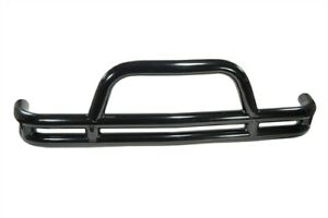Rugged Ridge 11560 80 Double Tube Front Bumper 1984 1996 Jeep Cherokee Xj Overri