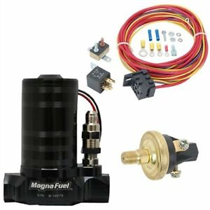 Magnafuel Mp 4401blkk1 Prostar 500 Fuel Pump Kit Up To 2000 Hp 25 To 36 Psi Blac
