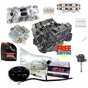 Chevrolet Performance 12681429k12 Gm Goodwrench 350 Engine Package 12 Includes