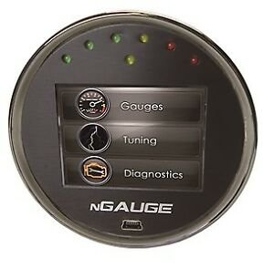 Ngauge Digital N Gauge Tuner Data Logger For Ford Gm Dodge Hp Tuners 62001