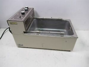American Scientific Products Yb 521 Shaking Water Bath Variable Heated Lab Unit