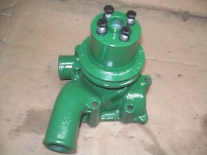 Oliver 1650 1655 Farm Tractor Factory Water Pump