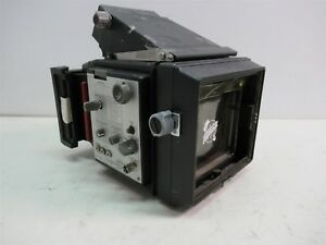 Tektronix C 53 Oscilloscope Camera Vintage Laboratory Unit W Film Back