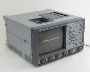 Lecroy 9354am 4 channel Digital Oscilloscope Sngle 2 Gs s Quad 500 Ms s W Acc