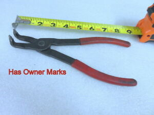 S3a Blue Point Pr 25 Internal Retaining Ring Pliers 8 5 Long Usa
