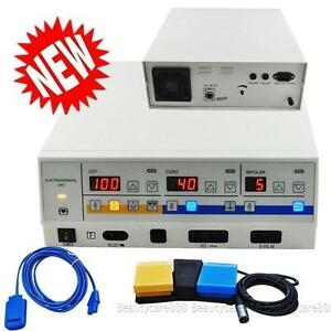 Electrosurgical Unit Leep Diathermy Cautery Machine And Bipolar Forceps Dhl Fast