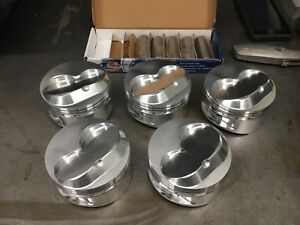 182063 5 Single Sbc 4 125 1 188 Ch Je Dome Pistons Wiseco Srp Ross Cp