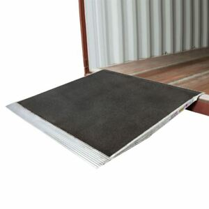 Forklift 60x63 Shipping Container Ramp For Loading Docks 10 63 060 06 grit