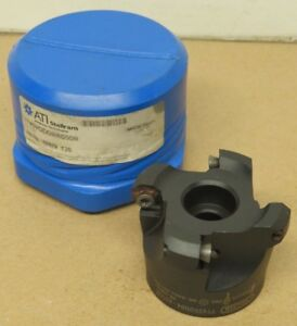 New Ati Stellram 7745vod04 a050r 50mm Indexable Insert Face Shell Mill