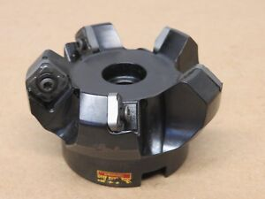 Sandvik 345 063q22 13m 63mm Coromill Indexable Face Mill Milling Cutter imc394