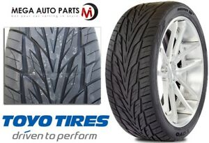 1 New Toyo Proxes St3 255 60r17 110v Xl Tl Tires