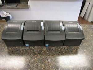 Lot 4 Bixolon Srp 350ii srp 350 Direct Thermal Receipt Printers Pos