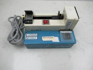 Razel Scientific Model A 99 Syringe Pump Auto Injector A 99 Fjm Medical Lab