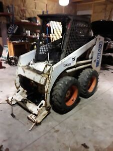 Bobcat 743 Used Diesel Kubota Engine