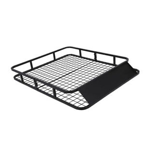 48 Universal Roof Rack Cargo Travel Suv Car Top Luggage Carrier Basket 250 Lbs