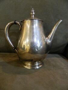International Sterling Royal Danish Coffee Pot Problem Free And So Is Shipping