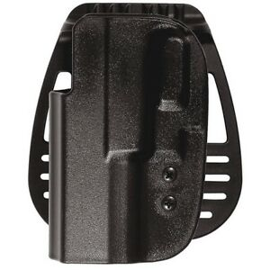Uncle Mike's 74117 Black Kydex RH Competition Belt Holster for Full Size 1911