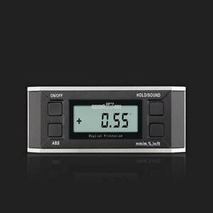 High precision Electronic Digital Display Inclinometer Angle Meter Rr6