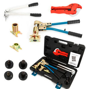 Pex 1632 Ppr Clamping Tools For Hot cold Plumbing System 16 32mm Press Durable