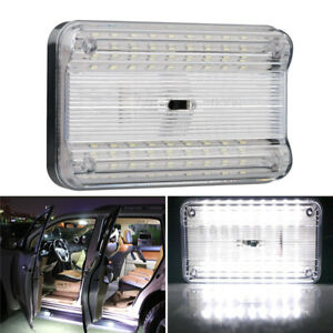 12v 36 Led Car Vehicle Interior Dome Roof Ceiling Reading Trunk Light Lamp
