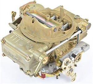 Holley 0 1850c 600 Cfm Carburetor