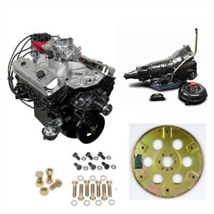 Atk Engines Hp32cpak Engine And Transmission Kit Includes Chevy 350 High Perfor